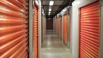 Boxes self storage