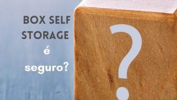 Dúvidas Self Storage